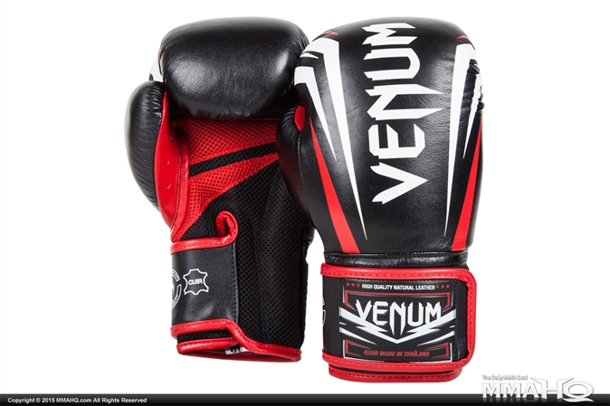 Venum Napa Leather Sharp Boxing Gloves